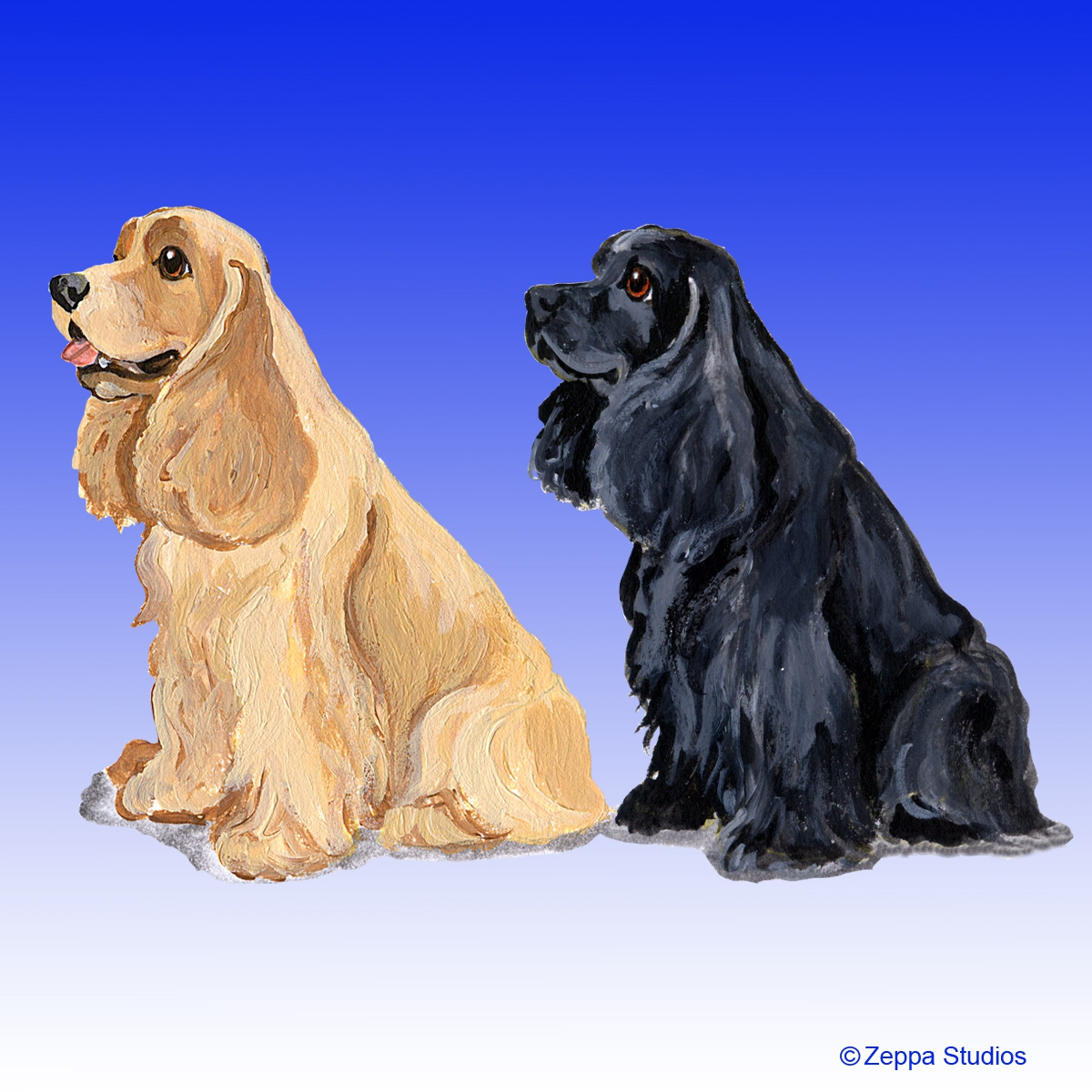 American Cocker Spaniel Gifts