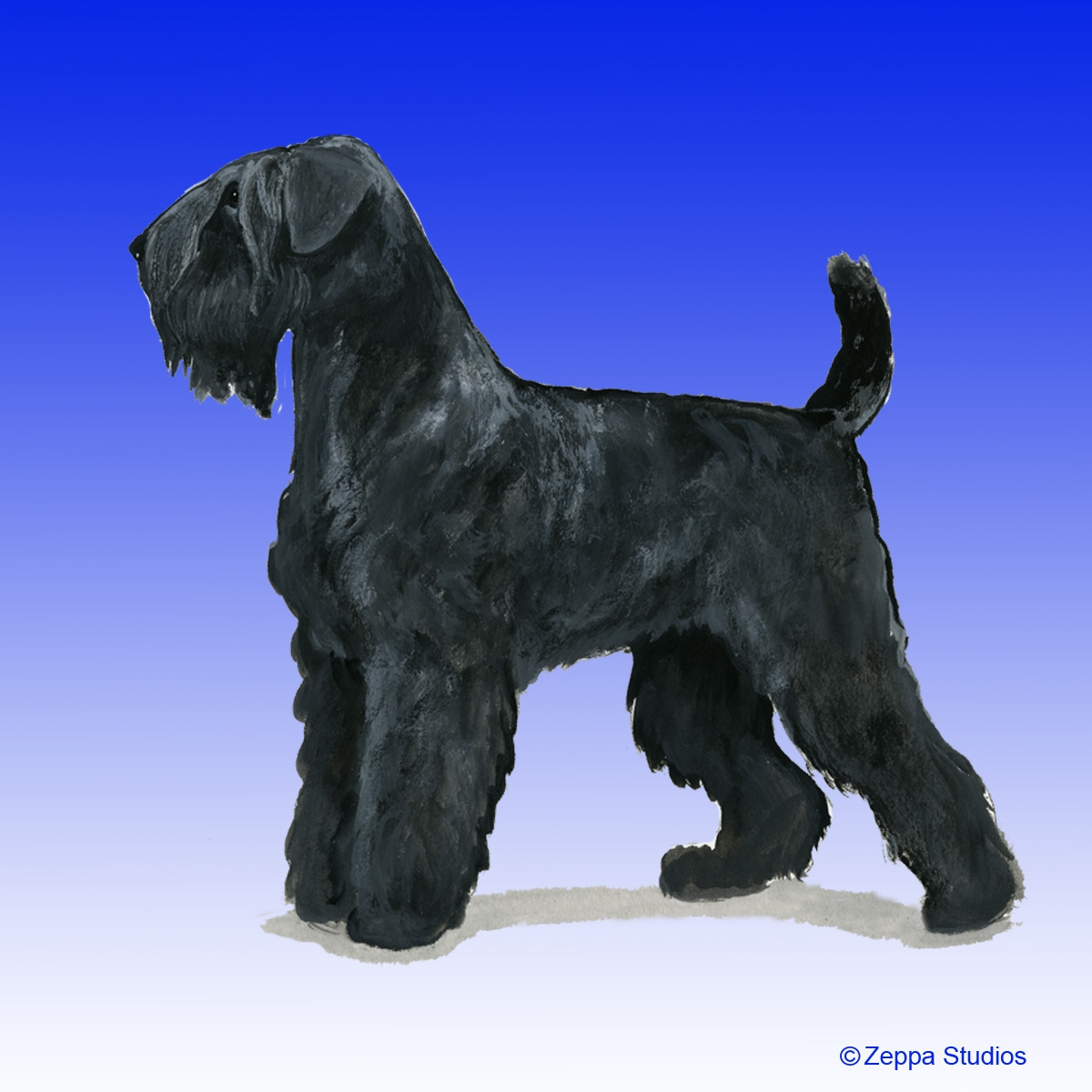 Black Russian Terrier Gifts
