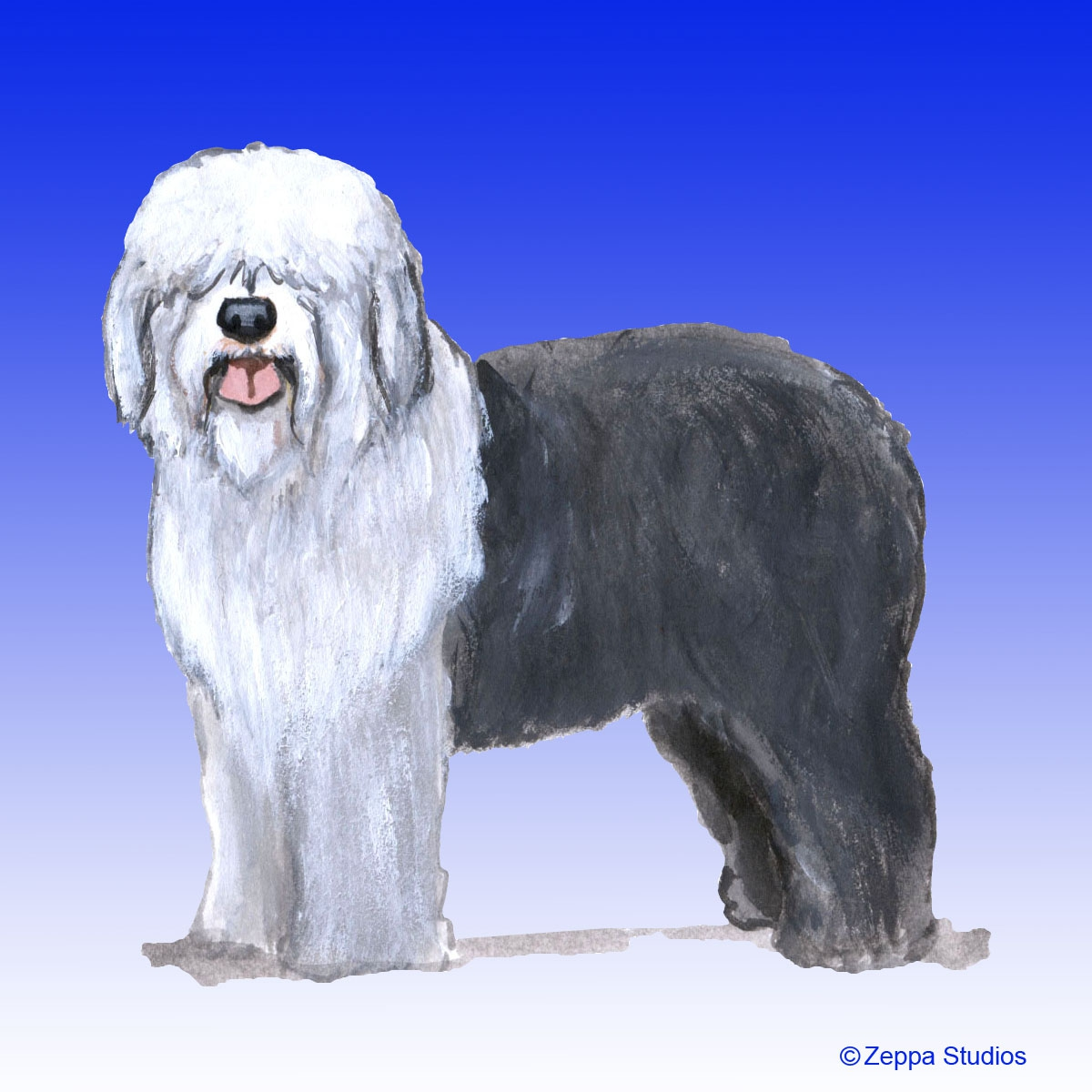 Old English Sheepdog Gifts