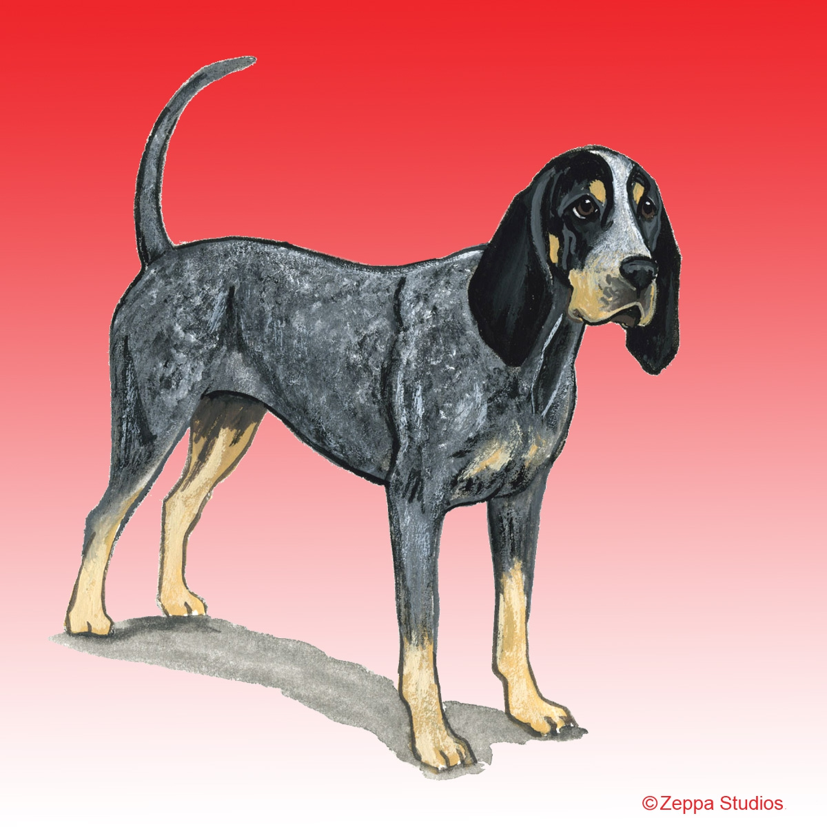 Bluetick Coonhound Gifts