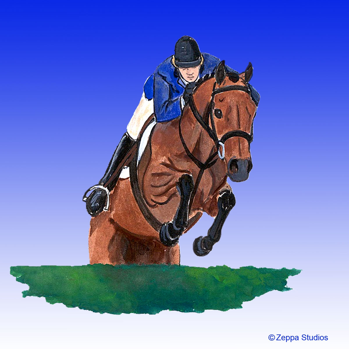 Equestrian Sports Gifts