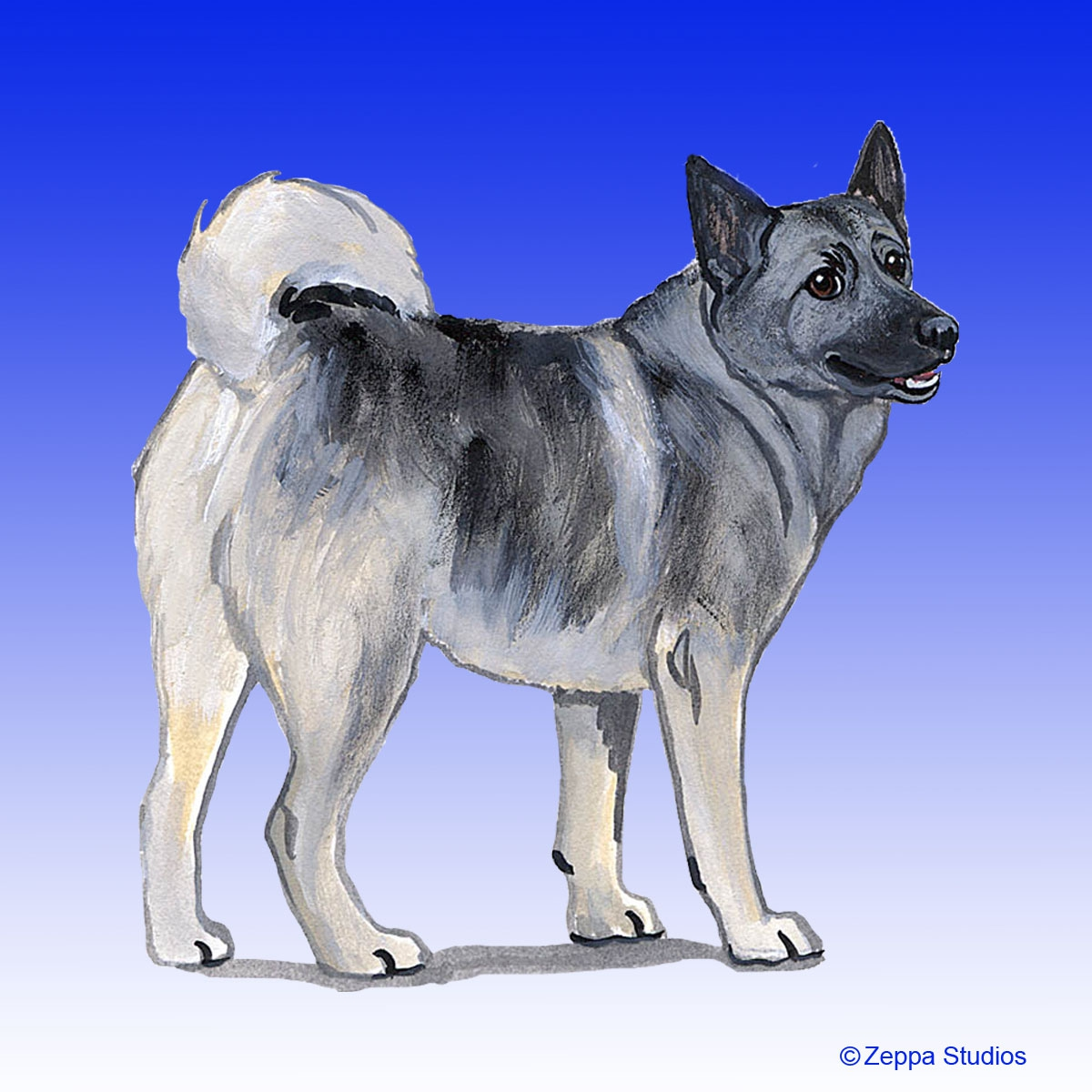 Norwegian Elkhound Gifts
