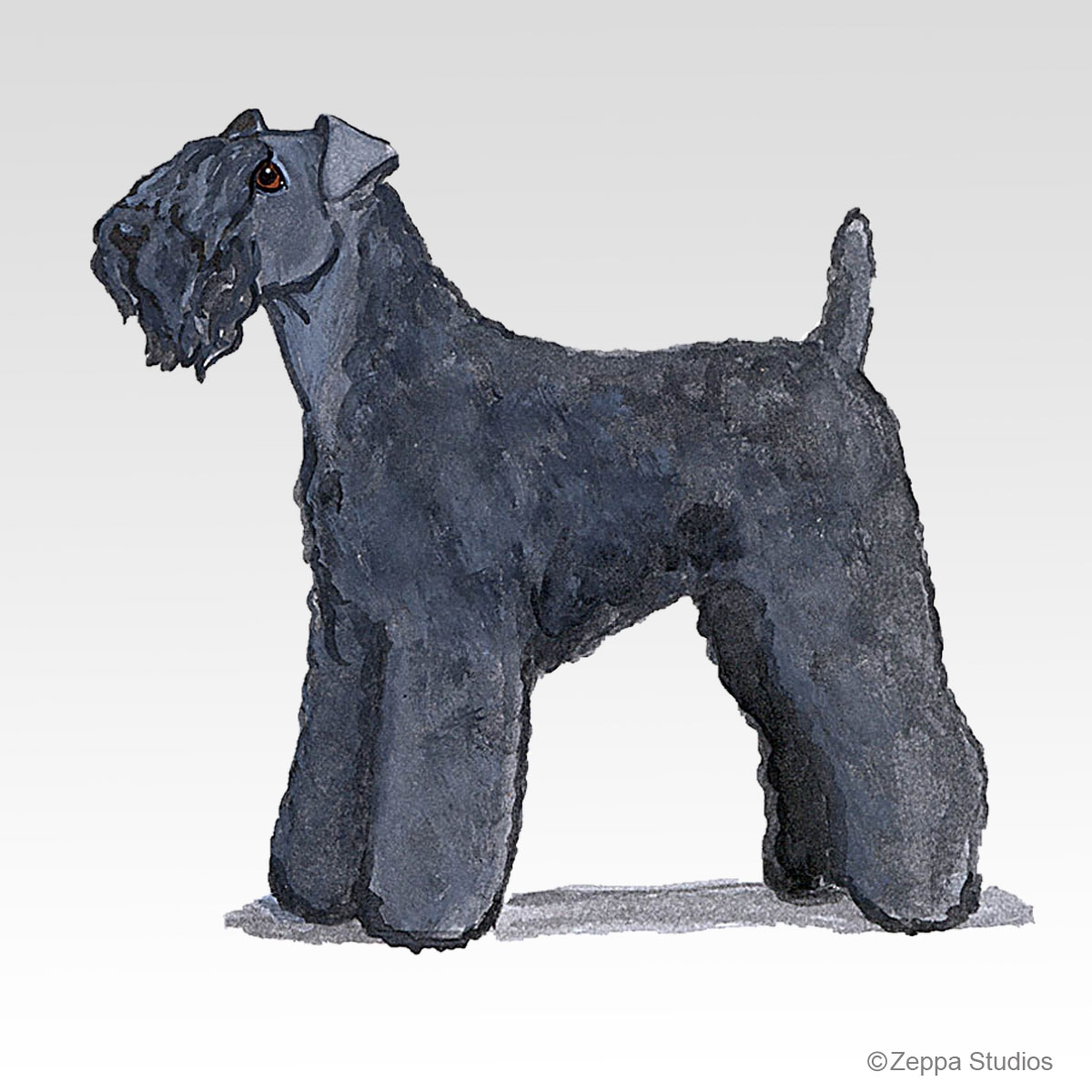 Kerry Blue Terrier Gifts