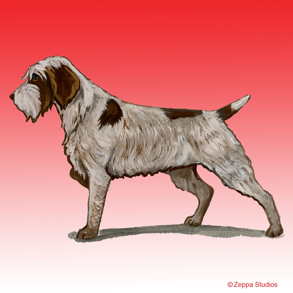 Wirehaired Pointing Griffon Gifts