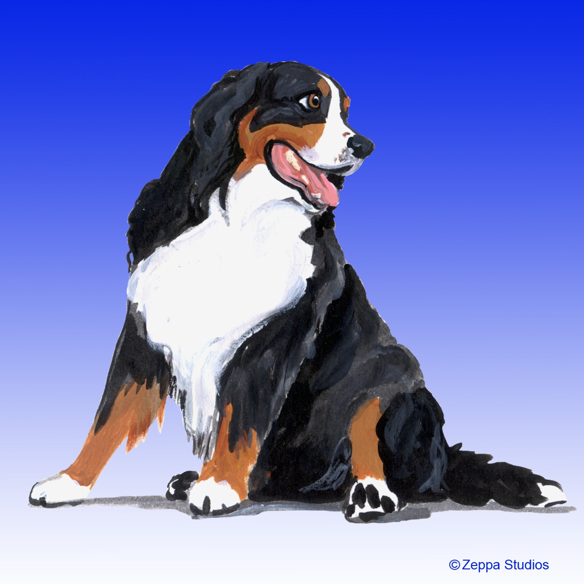 Bernese Mountain Dog Gifts