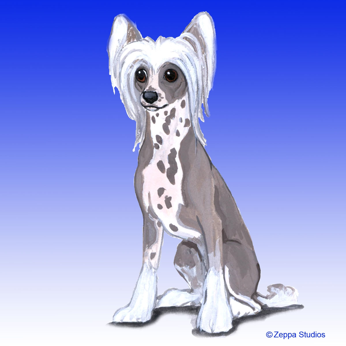 Chinese Crested Gifts