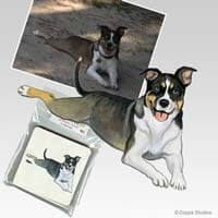 Pet Portraits Digital