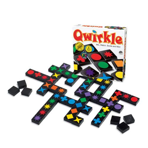 Qwirkle - Strategy Tile Game