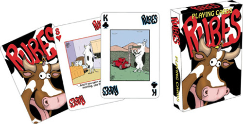 Rubes - Playing Card Deck