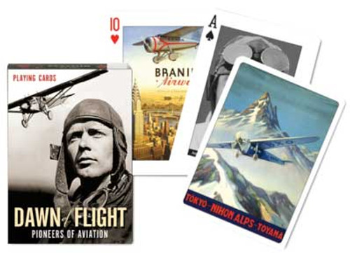 Dawn of Flight - Playing Cards