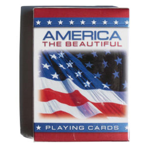 American The Beautiful Playing Cards