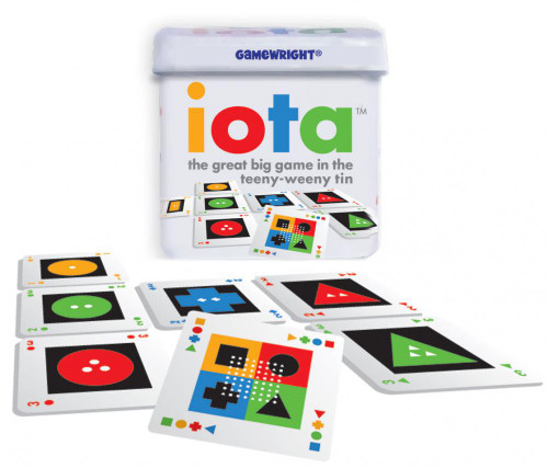 Iota by Gamewright - Card Game