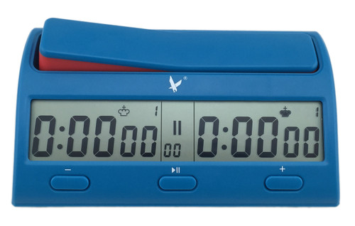 Compact Advanced Digital Chess Clock