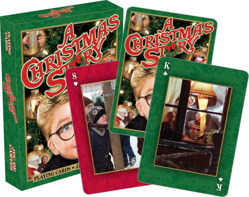 A Christmas Story - Playing Card Deck