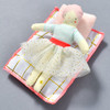Matilda Doll Mini With House Suitcase, doll in bed