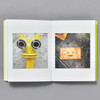 Inside pages of book: I See Faces