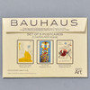 Bauhaus Postcard Set, back of envelope