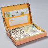 Natural History Letter Writing Set, open box with contents