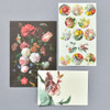 Floral Still Life Letter Writing Set, some of the content of set
