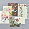 Floral Still Life Letter Writing Set, contents