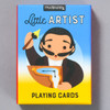 Little Artists Playing Cards, front of box