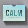 Calm Pocket Prompt Cards, front of box