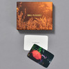 Small Pleasures Card Set, front of box and cards