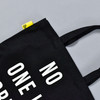 No One Is Normal Tote, front, close up