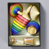 Top Rainbow Learning Set in box