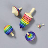 Top Rainbow Learning Set, tops