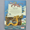 Back of book Dragon Ark: Join the Quest to Save the Rarest Dragon on Earth