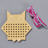 Owl Cross Stitch Friends by Moon Picnic contents