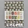 Art Nouveau Gift and Creative Wrap Papers Vol 87, back