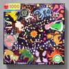 ZODIAC GLOW IN THE DARK PUZZLE, front of box