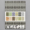 Arts and Crafts Movement Gift and Creative Wrap Papers Vol 92, back