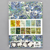 van Gogh Gift and Creative Wrap Papers Vol 100, back