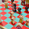 My First Chess Game, close up