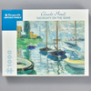 Claude Monet: Sailboats on the Seine Puzzle, front of box