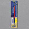 Penco Prime Timber Mechanical Pencil, red, in packaging