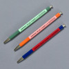 Penco Prime Timber Mechanical Pencils, red, mint, pink