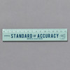 Penco Standard of Accuracy Wooden Ruler, mint, front
