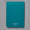 Penco General Notebook A7, green, back of book