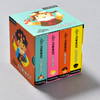 Little Feminist Board Book Set, 4 books in slipcase
