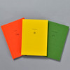 Writing as Therapy -- Projects Journal; 3 color options, yellow, orange, green