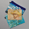 Zippered Pouches - three styles
