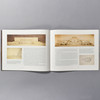 """Interior of the book """"Making A Modern Classic: The Architecture Of The Philadelphia Museum Of Art"""""""