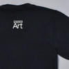 Philadelphia Museum of Art Griffin Kids T-Shirt, youth, back, logo