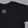 Philadelphia Museum of Art Griffin Kids T-Shirt, toddler, back, logo