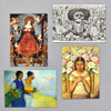 Art of Mexico Notecard Set, cards