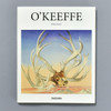 """Front cover of the book """"O'Keeffe"""""""
